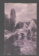 Photo Card / Carte Photo / Originele Fotokaart - Te Identificeren / à Identifier - Purple Colour - Cartes Postales