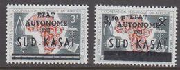 Zuid-Kasaï 1961 2w  ** Mnh (40995F) - Sud-Kasaï