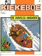Kiekeboe 2 - De Duivelse Driehoek (1981) - Kiekeboe