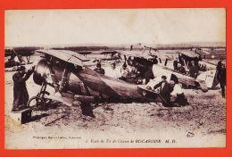 Nw4960 Lisez écrite Par Un Soldat De BISCAROSSE Landes Ecole TIR De CHASSE 1915s CpaWW1 Marcel DELBOY 2 - Biscarrosse