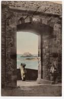 Saint-Malo (Ille-et-Vilaine)  Porte Des Champs Vauverts - Saint Malo