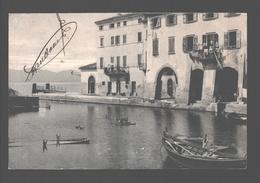 Te Identificeren / à Identifier / To Identify - Italia - Barche Sul Canale - 1904 - Chioggia? - Single Back - Cartes Postales