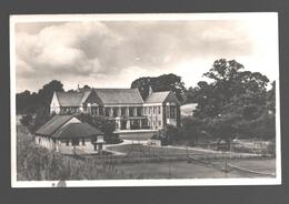 Originele Fotokaart / Photo Card - Te Identificeren / To Identify - Mansion With Tennis Courts - British Manufacture - Cartes Postales