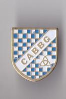 PIN'S THEME RUGBY CLUB DE BEGLES EN GIRONDE LE BLASON PIN'S RARE - Rugby