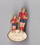 PIN'S THEME RUGBY  CLUB DE AURILLAC DANS LE CANTAL - Rugby