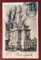 CUBA HAVANA MONUMENTO DE LOS ESTUDIENTES FROM HAVANA CUBA 11/12/1902 TO  RAVENNA ITALY - Cartoline