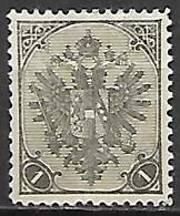 BOSNIE - HERZEGOVINE    -  1900 .  Y&T N° 10 (*) - Bosnie-Herzegovine