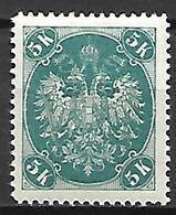 BOSNIE - HERZEGOVINE    -  1900 .  Y&T N° 23 * . - Bosnie-Herzegovine