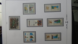Grosse Collection Israël ** + Enveloppes Noël En Classeur SCHEPS Vol 3 De 1993 à 1997. Belle Qualité !!! - Timbres