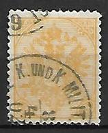 BOSNIE - HERZEGOVINE    -  1900 .  Y&T N° 12 Oblitéré - Bosnie-Herzegovine