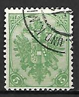 BOSNIE - HERZEGOVINE    -  1900 .  Y&T N° 13 Oblitéré - Bosnie-Herzegovine