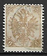 BOSNIE - HERZEGOVINE    -  1900 .  Y&T N° 14 Oblitéré - Bosnie-Herzegovine