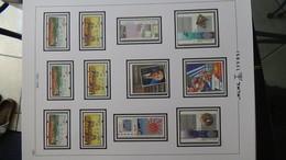 Grosse Collection Israël ** + Enveloppes Noël En Classeur SCHEPS Vol 4 De 1997-98 à 2002. Belle Qualité !!! - Timbres