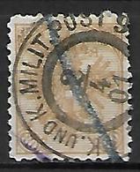 BOSNIE - HERZEGOVINE    -  1900 .  Y&T N° 18 Oblitéré - Bosnie-Herzegovine