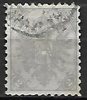 BOSNIE - HERZEGOVINE    -  1901 .  Y&T N° 11a Oblitéré - Bosnie-Herzegovine