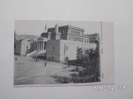 Athenes. - La Chambre Des Députés. - Greece