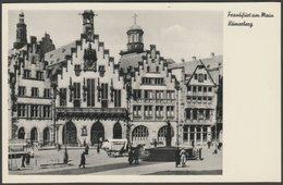 Römerberg, Frankfurt Am Main, Hessen, C.1930s - Schöning & Co Foto-AK - Frankfurt A. Main