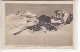 CABANE BRITANNIA - ANIMEE - 3030M - 1919 - VS Valais