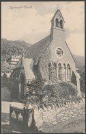 Lynmouth Church, Devon, C.1910 - Montague Cooper Postcard - Lynmouth & Lynton