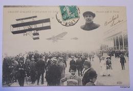 Grande Semaine D'aviation De Lyon-Premier Essai De Duray - Meetings