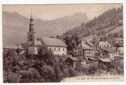 Saint-Gervais-les-Bains (Haute-Savoie) Aperçu - Saint-Gervais-les-Bains