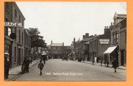 King's Lynn 1910 Real Photo Postcard - Angleterre