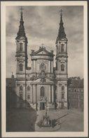 Lateranische Basilika Maria Treu (Piaristenkirche), Wien, C.1920s - Postiag Foto-AK - Churches