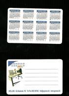 Calendarietto Pubblicitario 2007 - Sgrosso Avellino - Calendarios