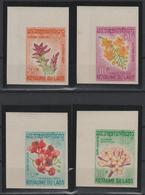 LAOS  1967  NON DENT / IMPERF  FLEUR / FLOWER **MNH  Réf  160 - Laos
