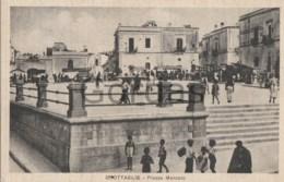 Italy - Grottaglie - Piazza Mercato - Taranto