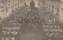 Moldova - Bessarabia - Chisinau - 1924 - Sala De Mese A Scolii - Moldova