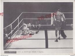 Au Plus Rapide Boxe Photo Paris Soir Al Brown Decico Wagram - Boxing