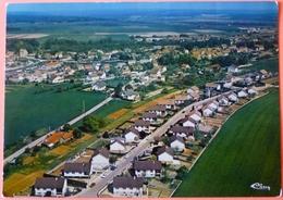 CARTE MARCILLY SUR TILLE - 21 - VUE GENERALE AERIENNE - SCANS RECTO VERSO - 3 - Autres Communes