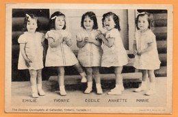 Callander Ontario 1939 Postcard - Ontario