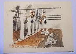 AFRIQUE DU NORD-Scènes Et Types-Série N°2-9 Cartes-Illustrées Par IRRIERA - Postcards