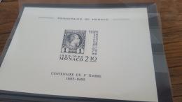 LOT 420137 TIMBRE DE MONACO NEUF** LUXE - Monaco