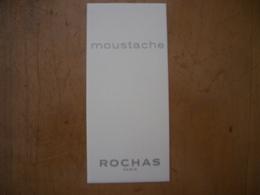 Carte Rochas Moustache - Modern (from 1961)