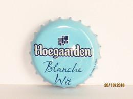 Capsules Ou Plaques De Muselet   BIÈRE  HOEGAARDEN - Bière