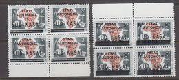 Zuid-Kasaï 1961 2w Bl V. 4 ** Mnh (40997B - Zuid-Kasaï