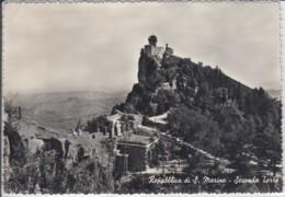 REPUBBLICA DI SAN MARINO  SECONDA TORRE - Saint-Marin