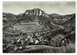 TREVES Vue Générale - Massif De L'Aigoual -  Bon état - Circulée 1956 - Autres Communes