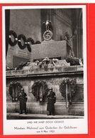 AK Photokarte Propaganda - Und Ihr Habt Doch Gesiegt! - München Mahnmal - Guerra 1939-45