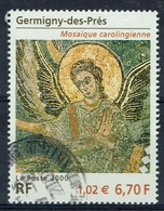 France, Germigny-des-Prés, Mosaic, 2000, VFU - France