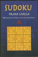 SUDOKU -PRIMO LIVELLO - Giochi