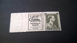 PU107** (1938) - Advertising