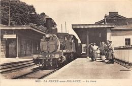 30CP(SNCF La Ferté/J +Meaux+Léry Poses+Locos.)+Caves Roquefort+Inond+Vendanges+Attelage+Tuilerie+Noce+ Fantaisies ..N°44 - Postcards
