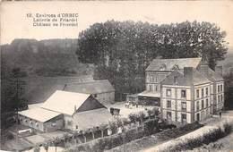 Environs D'ORBEC - Laiterie De Friardel - Château De Friardel - Orbec