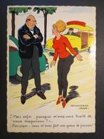 Chaperon Jean - Carte Postale - Illustrateur - Humour - éditions Claire - France N° 539 - B.E - - Chaperon, Jean