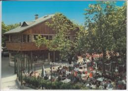 WIEN PRATER  SCHWEIZERHAUS Eine Wiener Legende  Biergarten Restaurant  Werbekarte - Prater