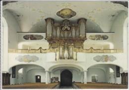 BREGENZ  Pfarrkirche  ST. GALLUS  Große Orgel - Bregenz